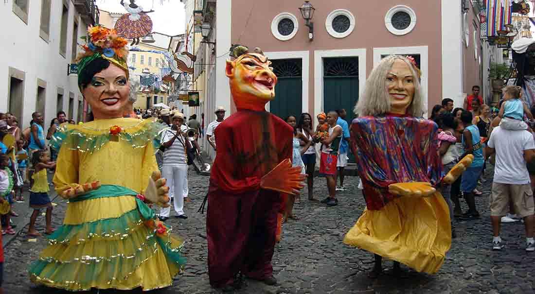 Karneval in Salvador