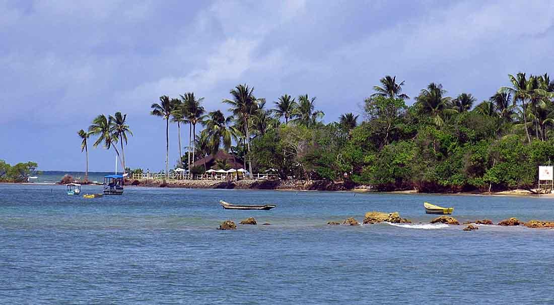 Exotisches Bahia
