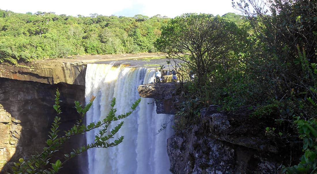 Naturerlebnis Guyana