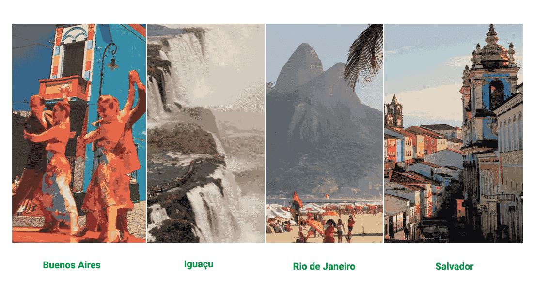 Brasil Tropical Tango