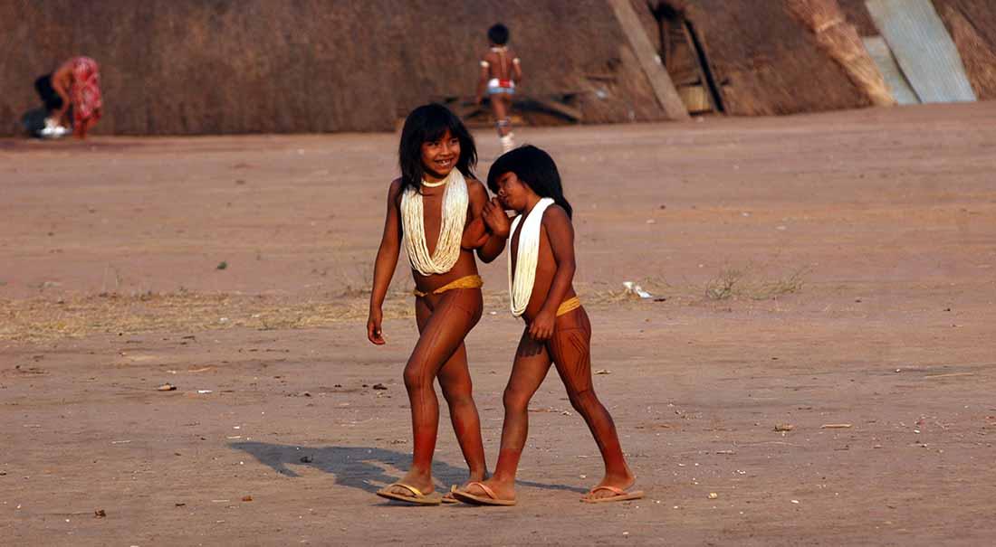 Touren zu den Xingu