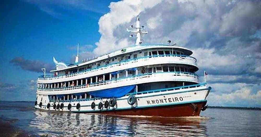 Amazonas-Flusskreuzfahrt