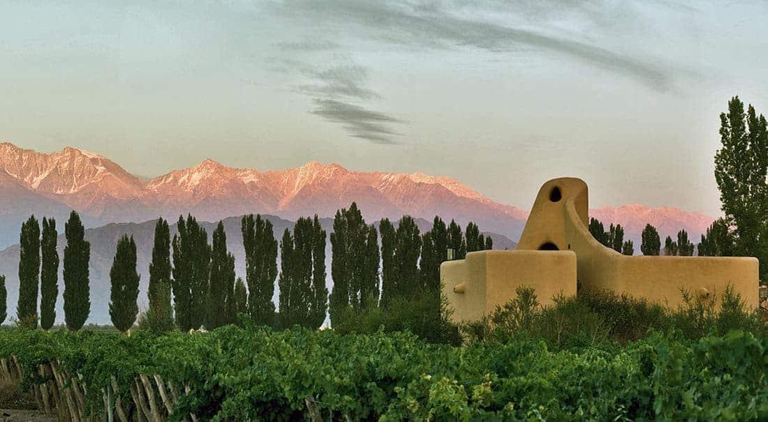 Mendoza Weinhotels Cavas