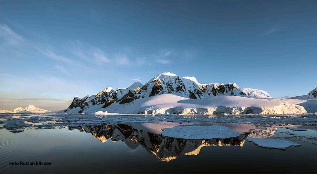 Antarktis Schnupperreise