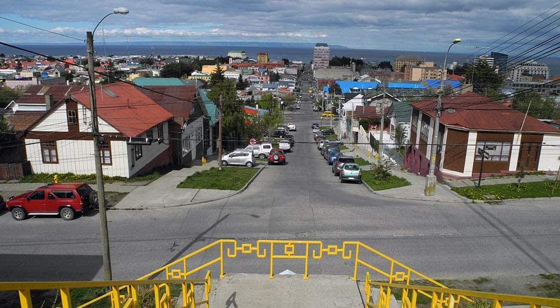 Punta Arenas - Puerto Natales