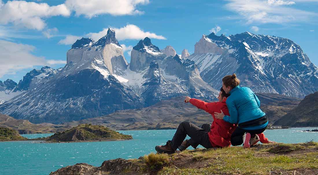 Trekking im Torres del Paine