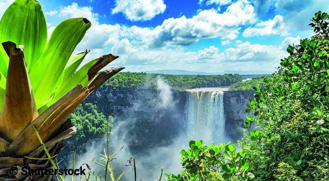 Rundreise Guyana