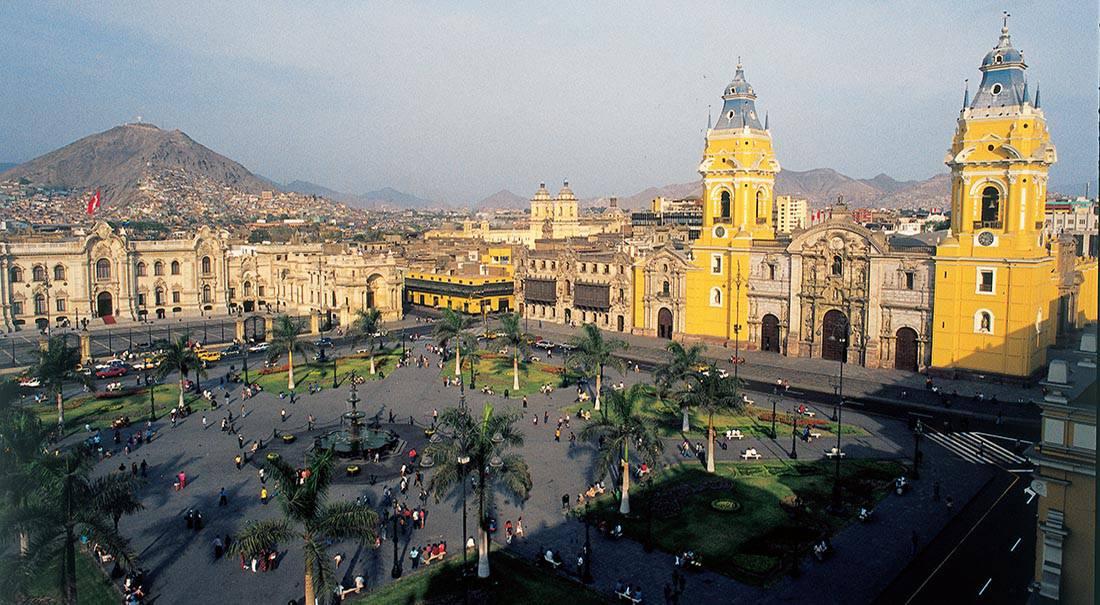 Lima Andenabenteuer