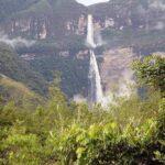 Gocta-Wasserfall