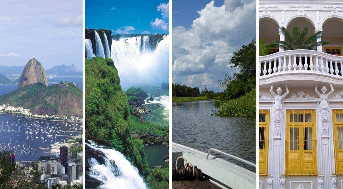Brasilianische Impressionen