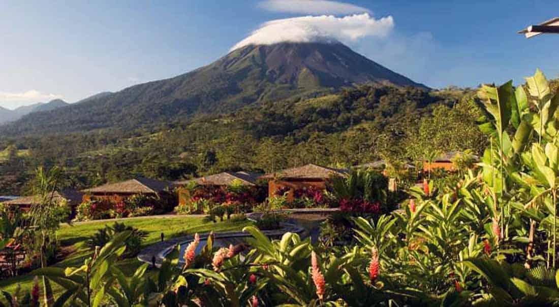 Nationalpark Reise Costa Rica