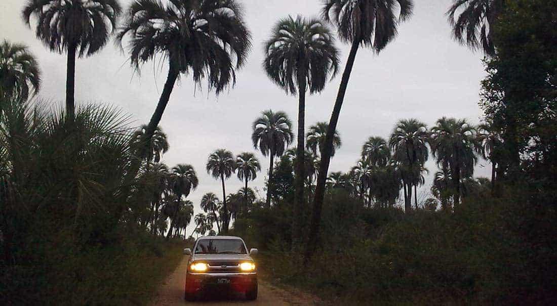 Mietwagenreise Mercosur