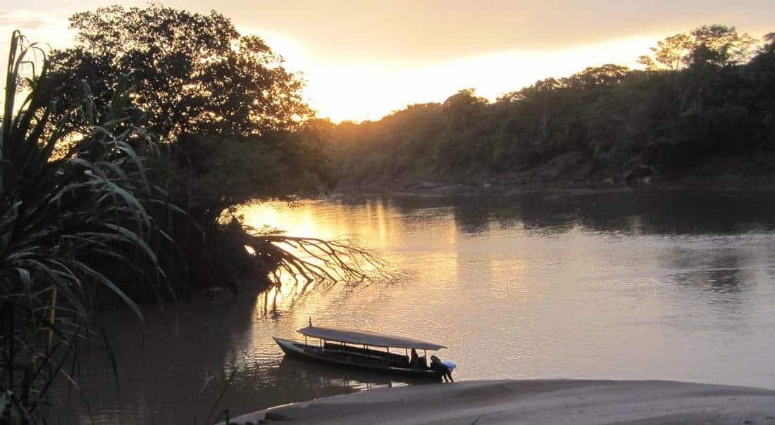 Tambopata Reservat