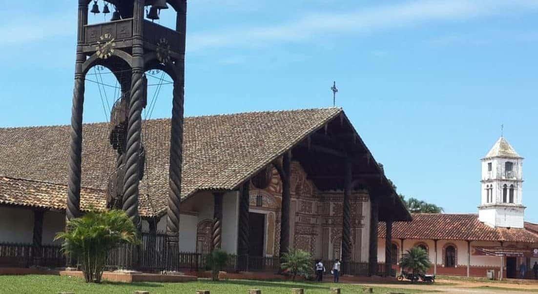 Bolivien Jesuiten Missionen