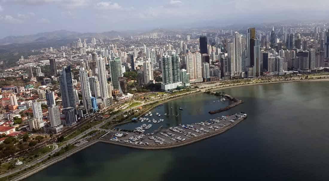 Panamá Stadt