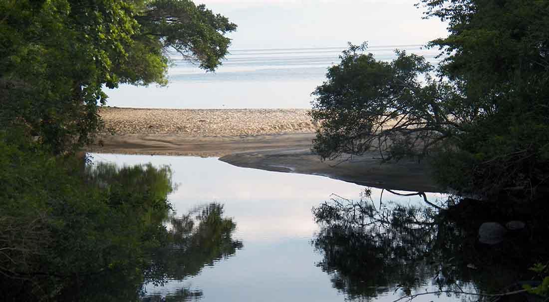 Besuch der Ilha Grande