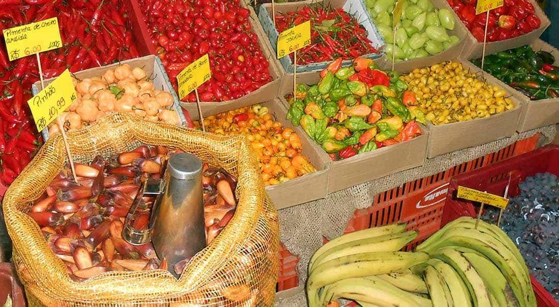 Floripa Markt in Florianopolis