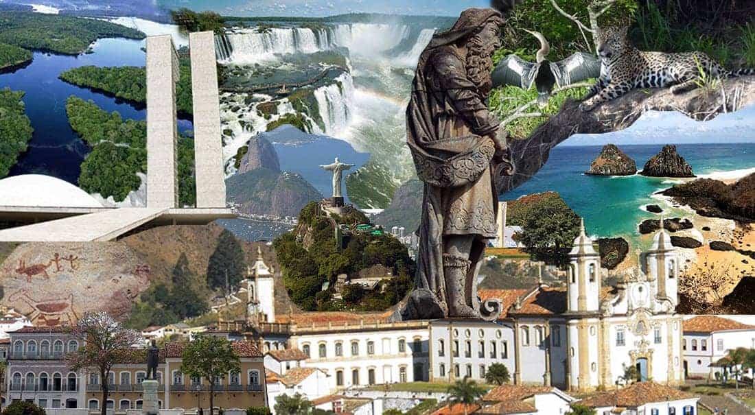 Welterbe Brasilien
