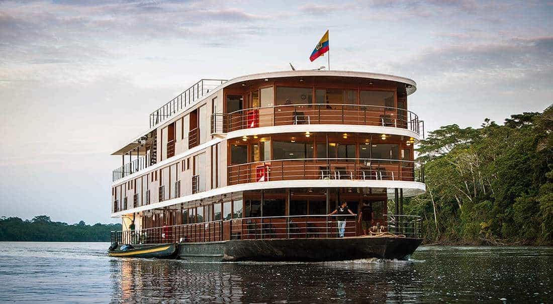 Amazonas in Ecuador