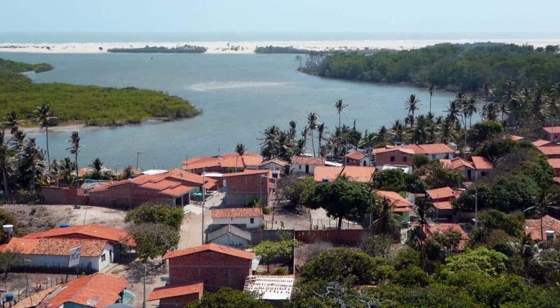Nordosten Brasiliens