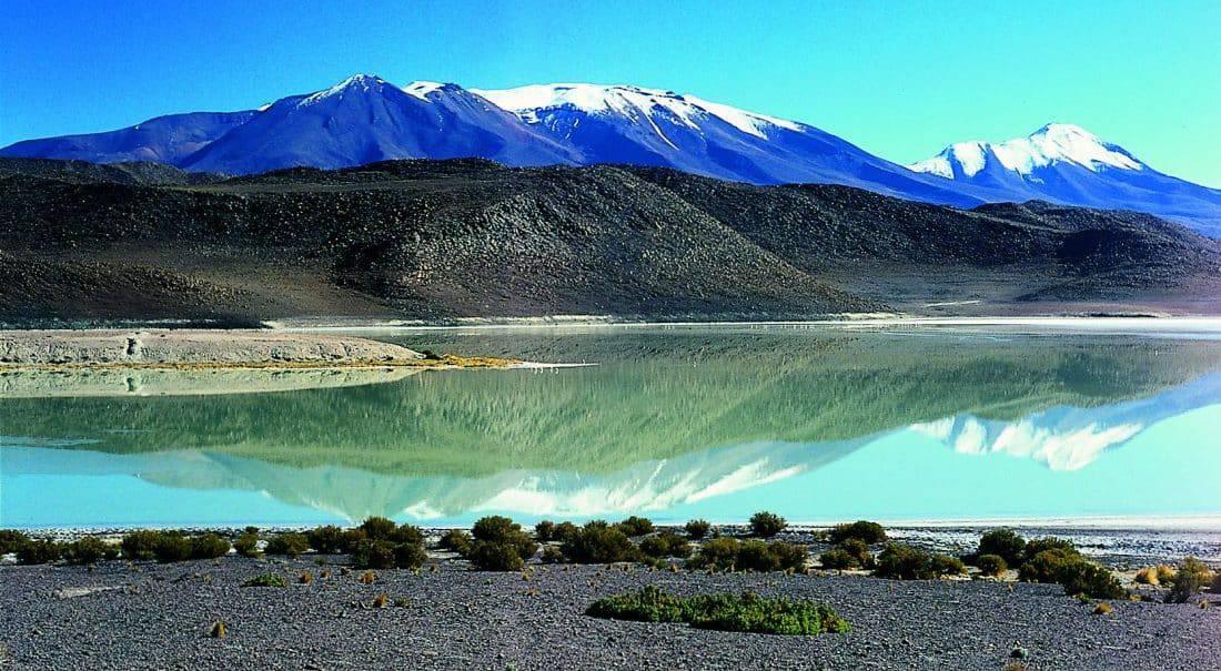 Info Atacama-Wüste