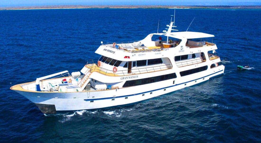First Class Yacht Galapagos Odyssey