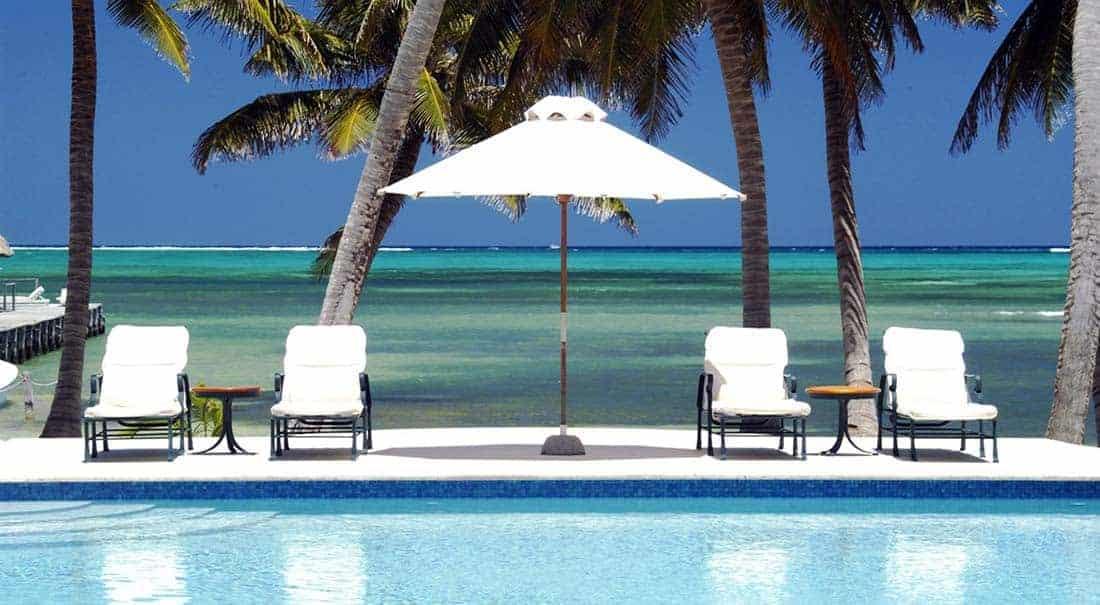 Strandtage in Belize